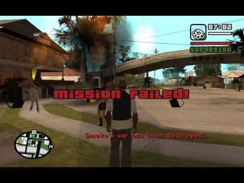 Gta san andreas og loc mission 3