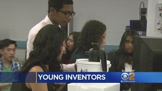 Student Science Inventions