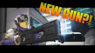 new infinite warfare r vn weapon gameplay