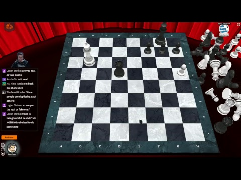 DGA Live-streams: Chess w/ Fans (Ep. 1 - Gameplay / Let's Play)