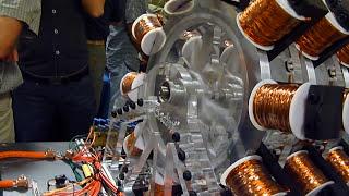 Un Bedini Energizer à 30 bobines