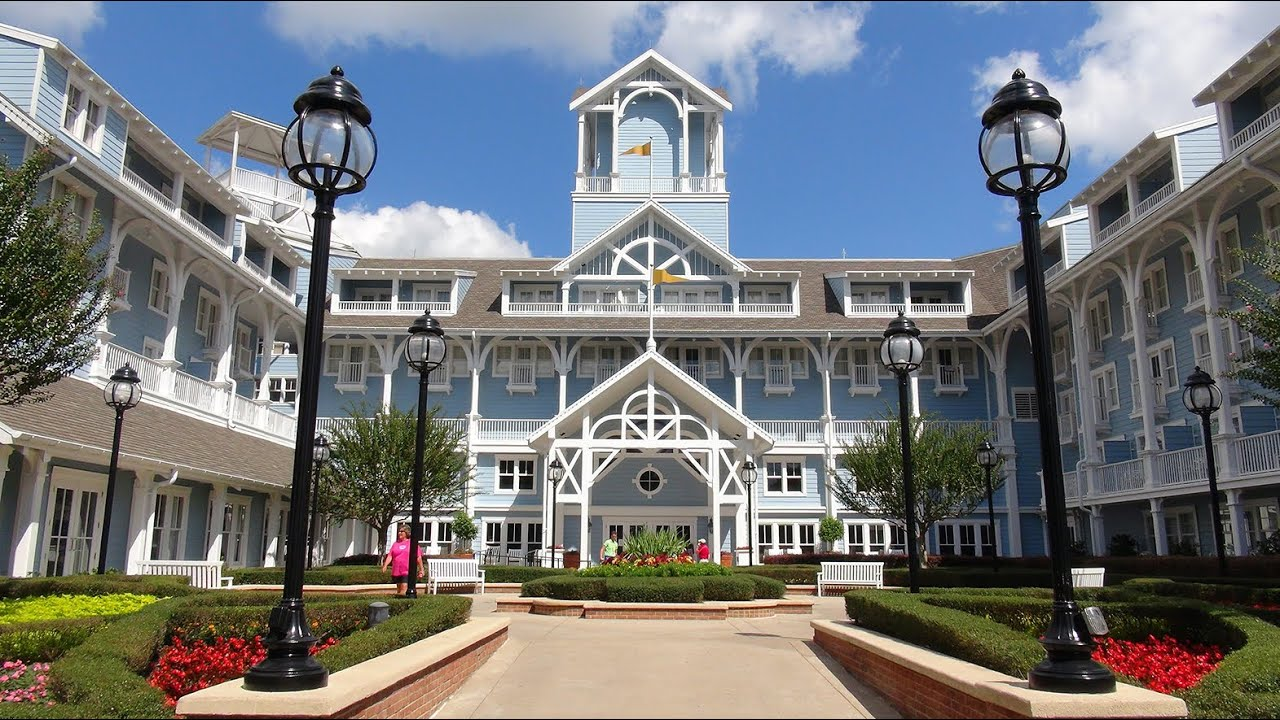 Beach Club Resort Villas Comprehensive Tour Walt Disney World Florida You