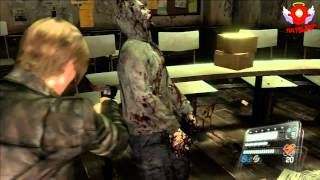 Resident Evil 6 - A Table les Zombies ! [PS3-HD]