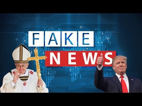 POPE FRANCIS Joins PRESIDENT TRUMP in DECLARING WAR on FAKE NEWS!!! - PLUS Q & A