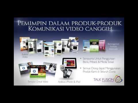 Talk Fusion Indonesia Presentasi Online