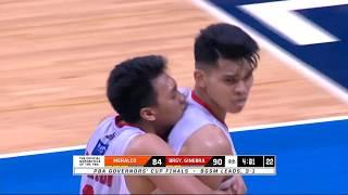Zabuna sa Satom, Malo Tuče i Sjajno Zakucavanje za Kraj Sezone na Filipinima   SPORT KLUB Košarka
