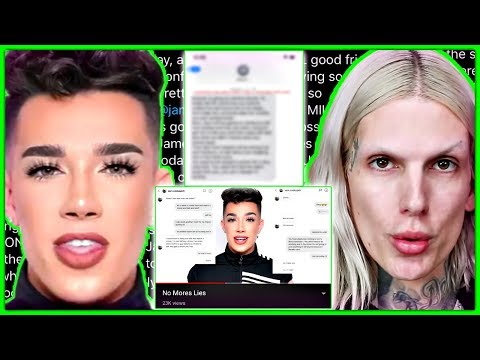 James Charles SPEAKS OUT On Jeffree Star thumbnail