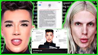 James Charles SPEAKS OUT On Jeffree Star