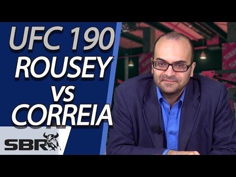 Ronda Rousey vs Bethe Correia Preview | UFC 190 Picks & Predictions