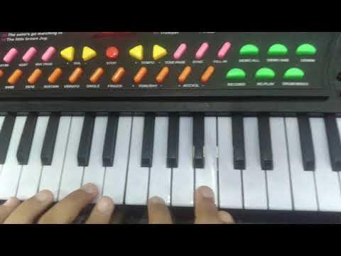 Aastik Song Happy Birthday On Piano