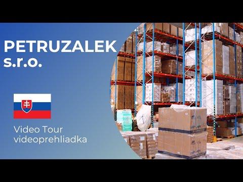 PETRUZALEK s.r.o. Slovakia - Video Tour