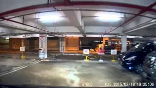《停車場》沙田禾輋邨-出