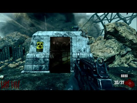 ... How to Open the Fallout Shelter Possibly (Easter Egg Nuketown Zombies