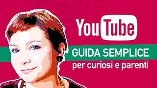 Dentro e oltre lo schermo: Guida a YouTube per curiosi e parenti