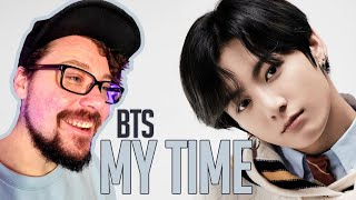 Cover images Mikey Reacts to BTS (방탄소년단) - My Time (시차) Lyric Video