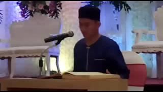 Yendri KDI jadi Qori di Akad Nikah Shadu Rasjidi