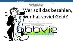 AbbVie Aktie - Trotz 5,5% Traumdividende für mich kein Kauf
