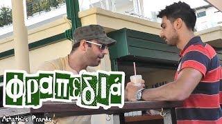 Astathios: Φραπεδιά - Greek Frappe prank