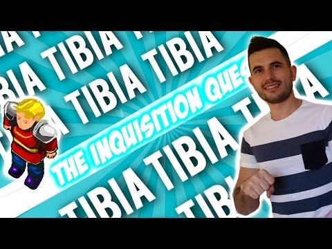 Tibia The Inquisition Quest SirMisiek (INQ FULL)