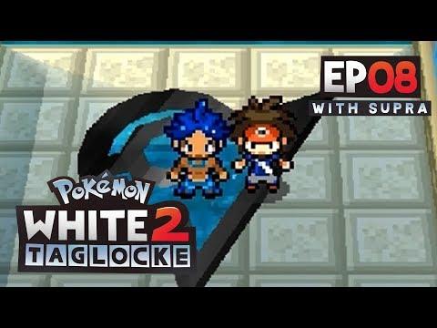 THE FINAL GYM BATTLE! - Pokémon White 2 Randomized Taglocke PART EIGHT w/ Supra!