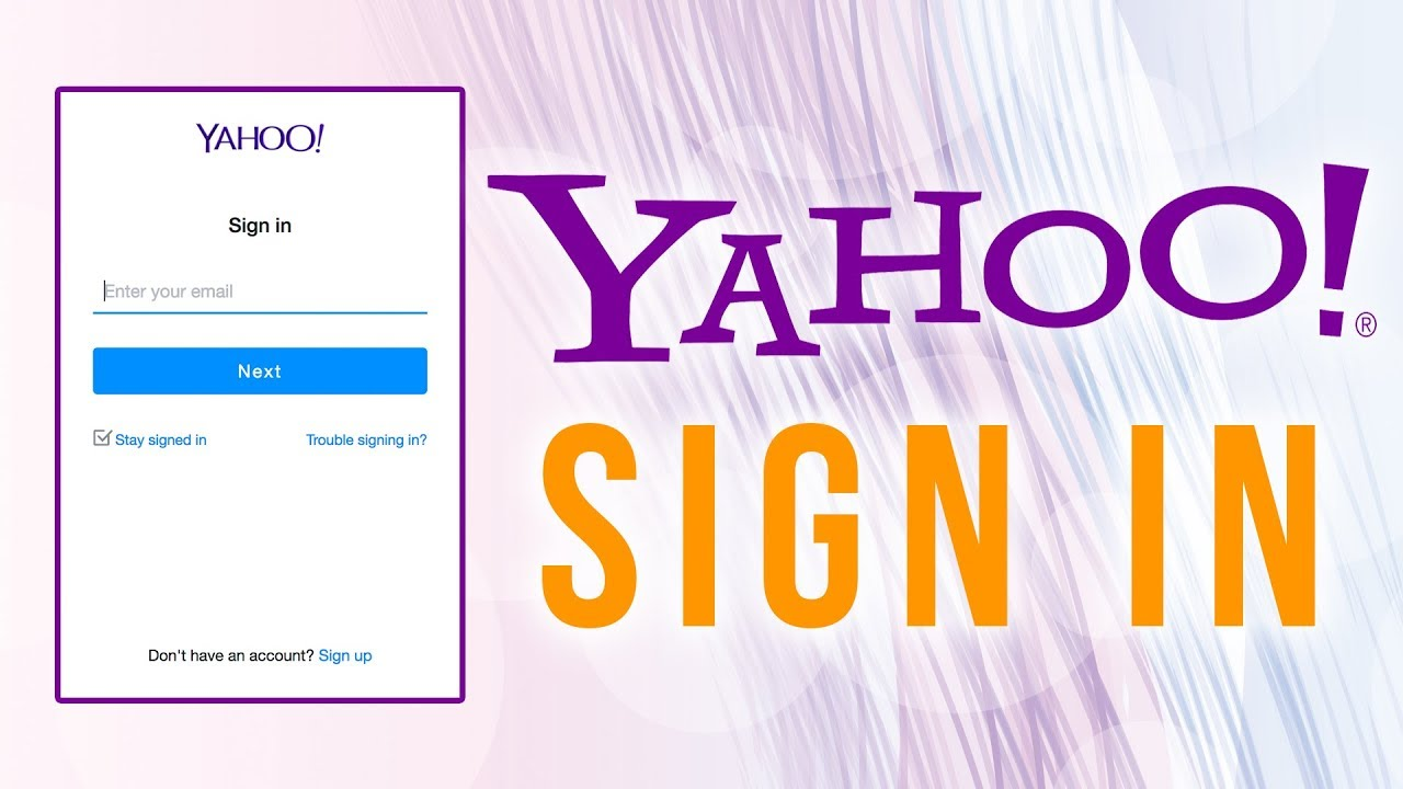 Yahoo Mail Login Sign In 2018 Www