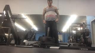 27619 FBBC 2 Vertical bar 305 lb