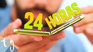 24 HORAS con el SAMSUNG GALAXY FOLD