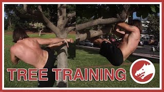 Outdoors Martial Arts Workout! TRY THIS!