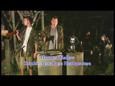 Haunted Hollow Zombie paintball