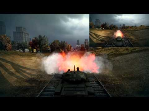 WoT: Tank Gun Sync Holdin' On #[24]