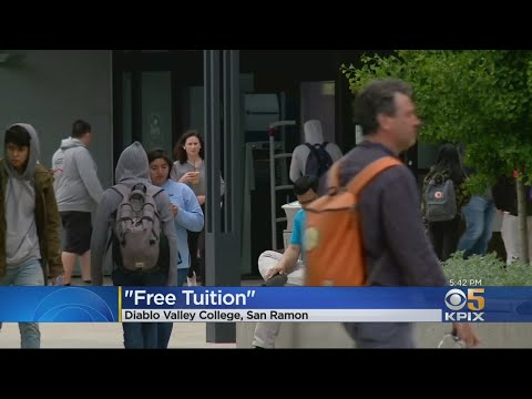 Diablo Valley College Offers Freshman Students Tuition Refund