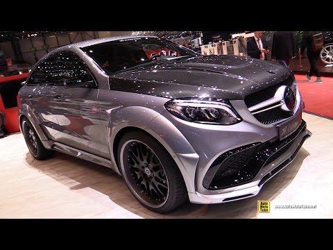 2017 Mercedes AMG GLE63 S Coupe Hamann - Walkaround - 2017 Geneva Motor Show