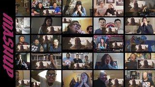 Marvel Studios' Avengers: Infinity War | Trailer - Reactions Mashup