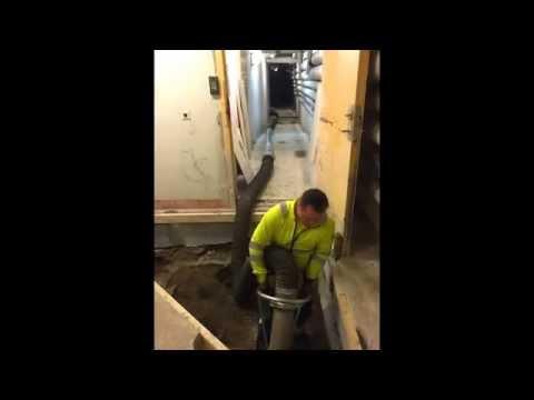 Vacuumsugning - Sugbil i Stockholm