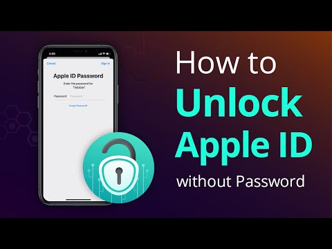How To Unlock Apple ID Without Password / ITunes [2020]