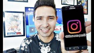Como descobrir quem visitou seu perfil no instagram