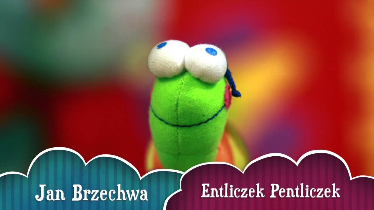 Jan Brzechwa Entliczek Pentliczek Audio