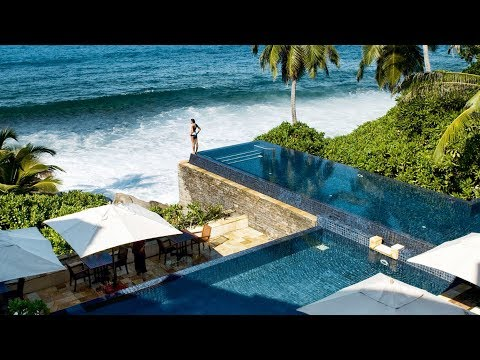 Banyan Tree Seychelles Resort: AMAZING Hotel & Beach (full Tour)