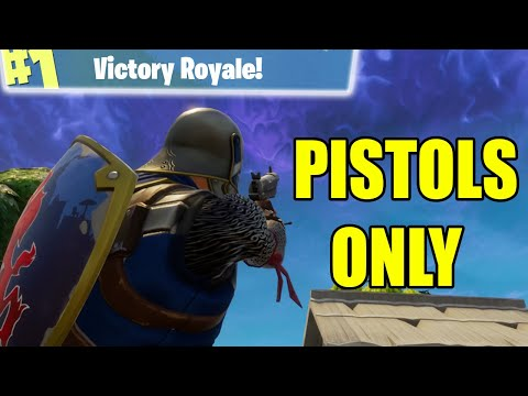 Pistols Only Challenge Funny Moments