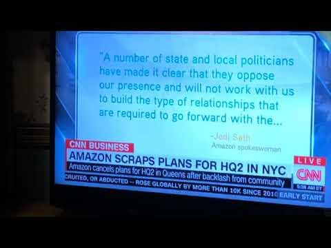 Christine Romans, Amazon's Jeff Bezos Has $100 Billion, Are You Crazy?