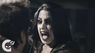 Cauchermar Capitonné   Scary Short Horror Film   Crypt TV