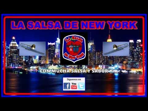 CORAZON DE ACERO, CUCO VALOY, LA SALSA DE NEW YORK