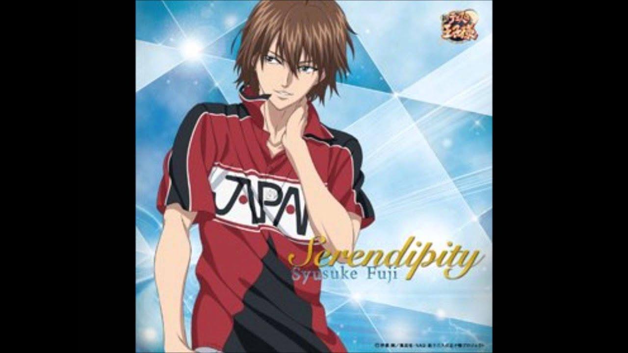 Fuji Syusuke - Serendipity ~ Just Good Friends ~ 3年6組学級新聞「友達紹介」より~
