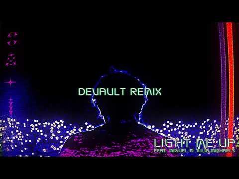 RL Grime - Light Me Up ft. Miguel & Julia Michaels (Devault Remix) [Official Audio]
