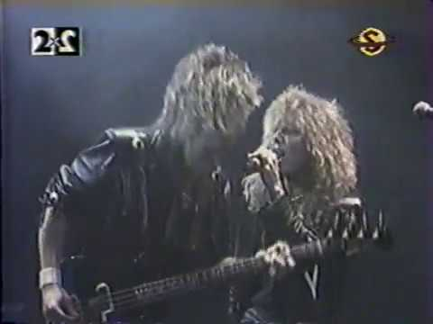 Europe - Hammersmith Odeon (2x2/Super Channel) Russian TV
