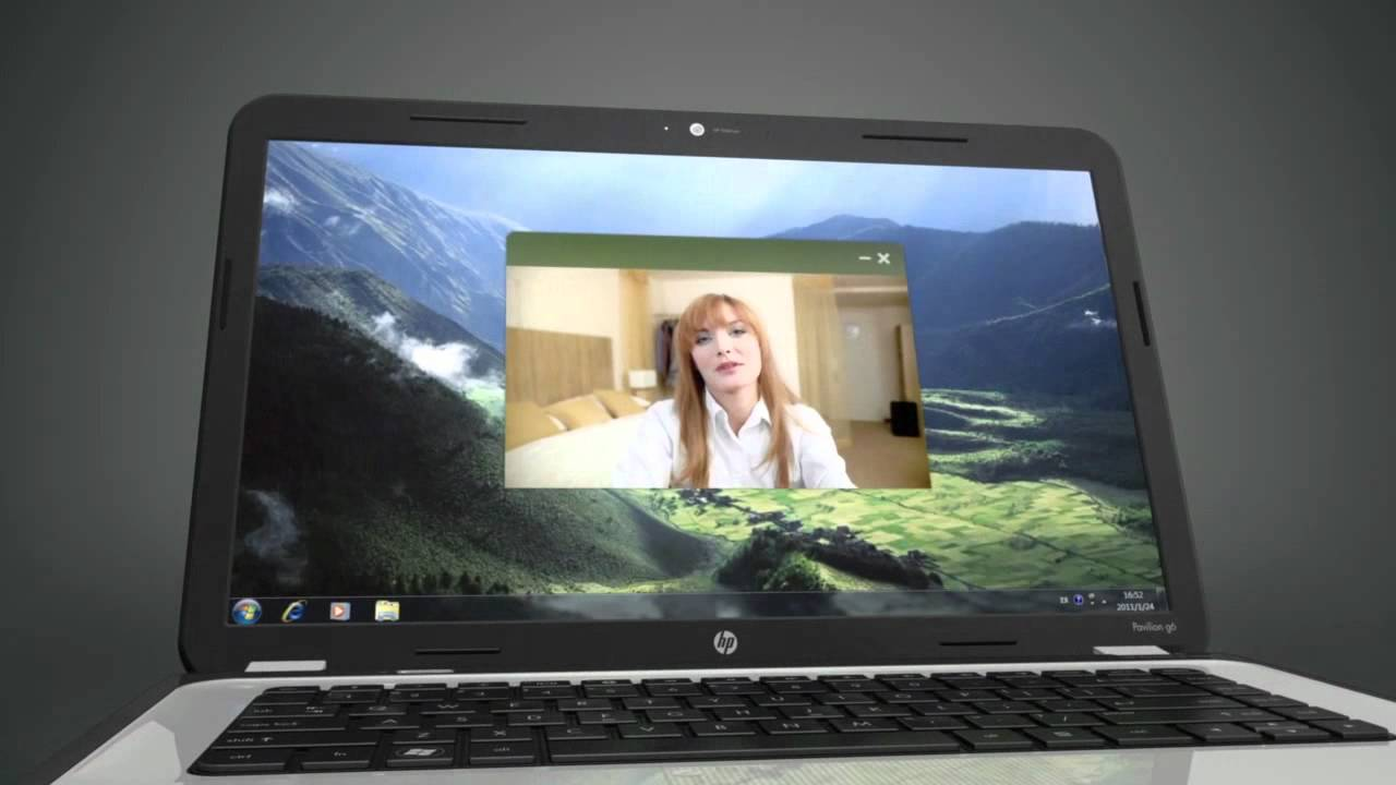 Best Buy - Introducing the HP Pavilion G6 - English - YouTube