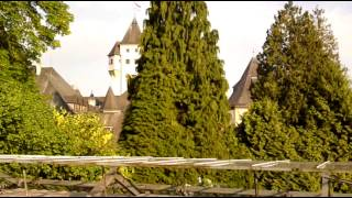 Luxembourg - Colmar-Berg: Residenz des Großherzogs Henri