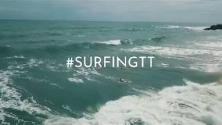 Trinidad & Tobago Surfing Champs 2018 - (Heats) Video