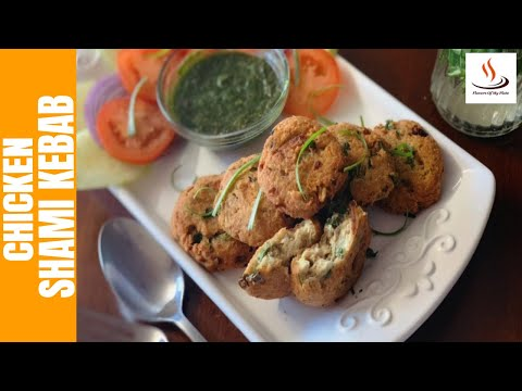 chicken-shami-kebab-|-chicken-cutlets-|-restaurant-style-shami-kebab-|-easy-homemade-kebab-recipe