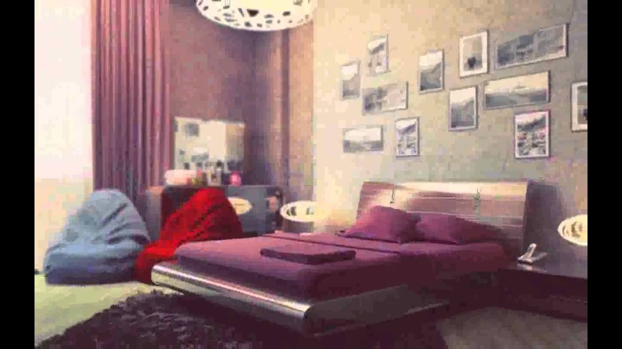 Bedroom Decorating Ideas for Women - YouTube